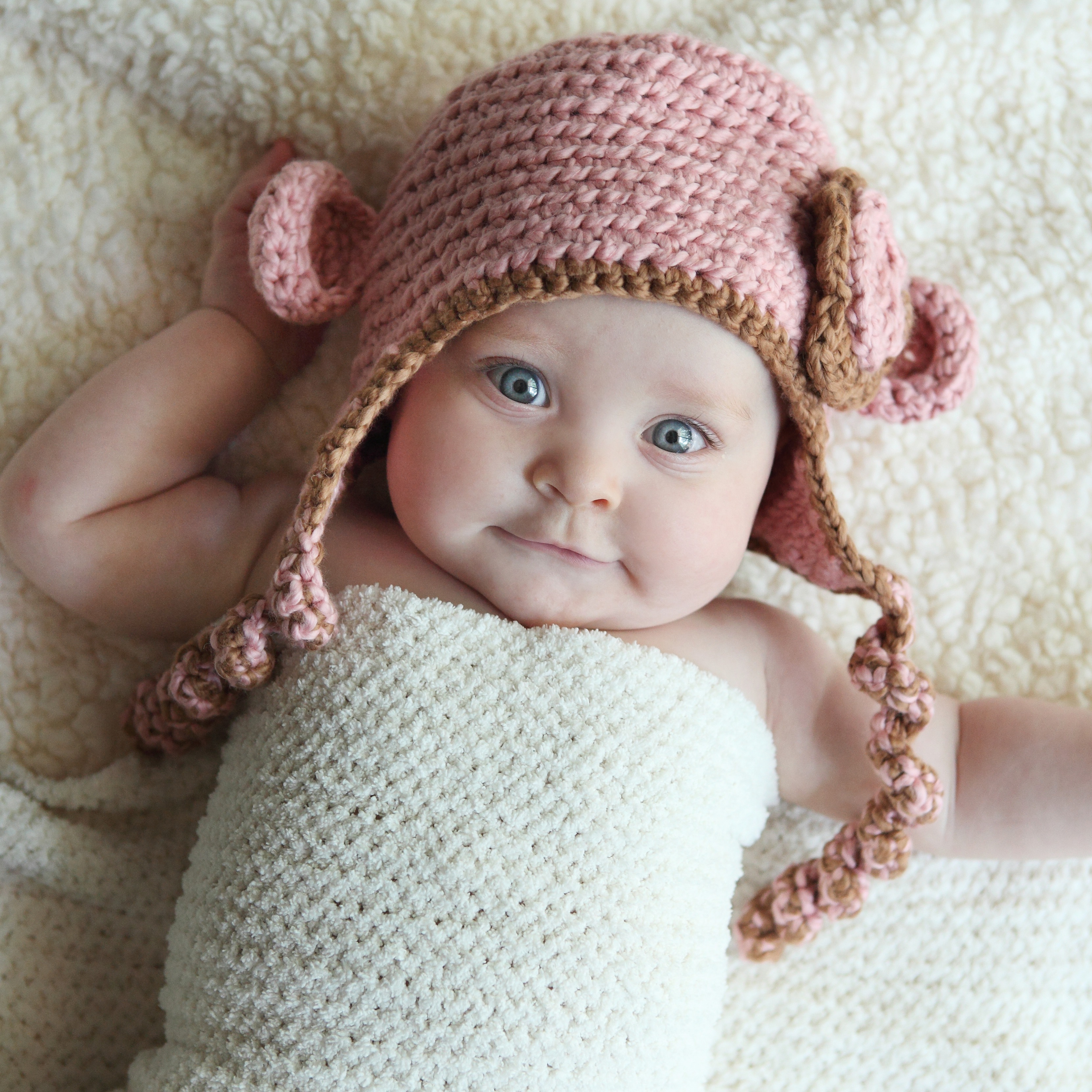 portrait of cute baby - photo #34