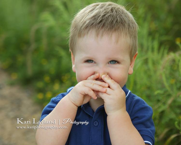 Candid child portrait photography in Minnesota.
