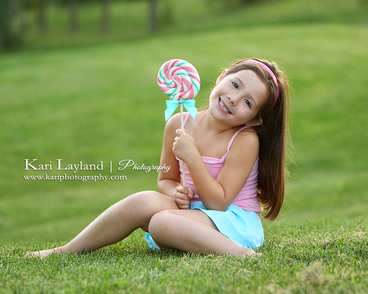 Cute Child Kari Layland MN Portrait Photographer Blog