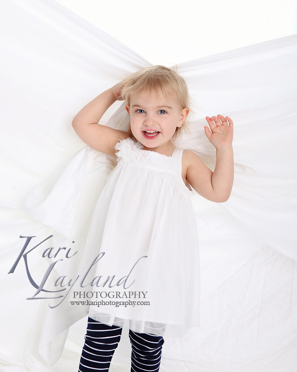 Kari Layland Photography toddler portrait photographers MN
