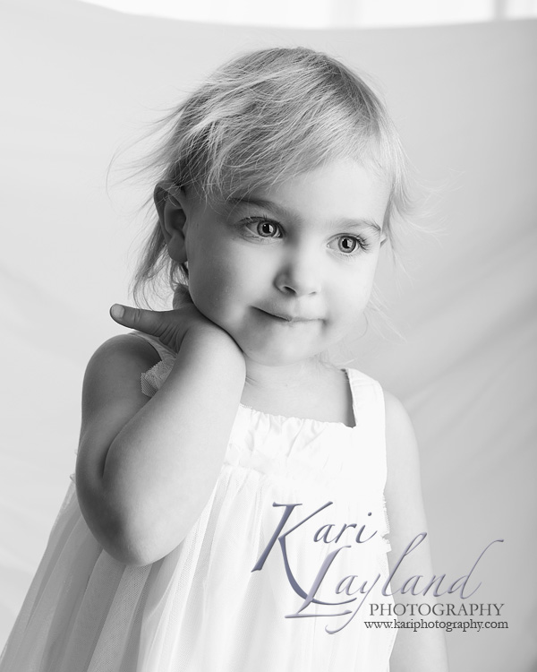 Kari Layland Photography classic child portraits