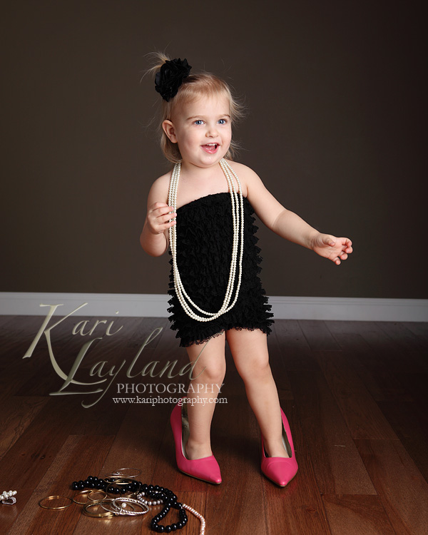 Kari Layland Photography toddler portrait photographer MN