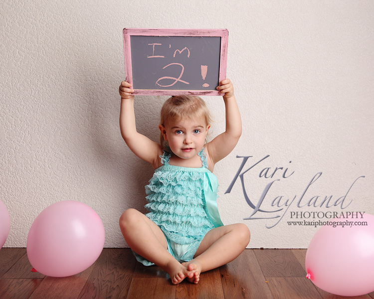 Kari Layland Photography toddler portraits