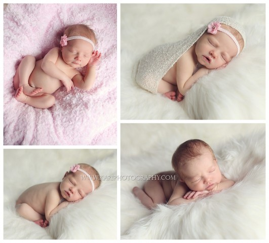 Newborn girl photography minnesota kari layland mn for Photography ideas to do at home