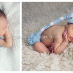 Newborn boy photo session Minnesota