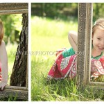 Little girl photography MN