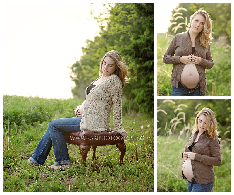 MN pregnancy portrait photographers