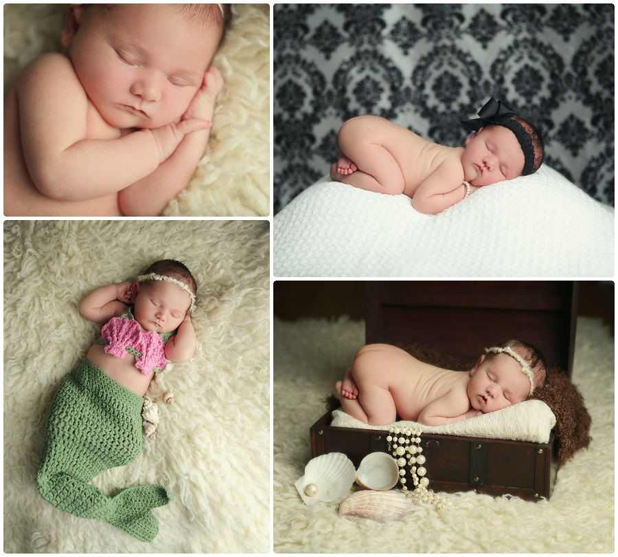 Twin cities infant photography
