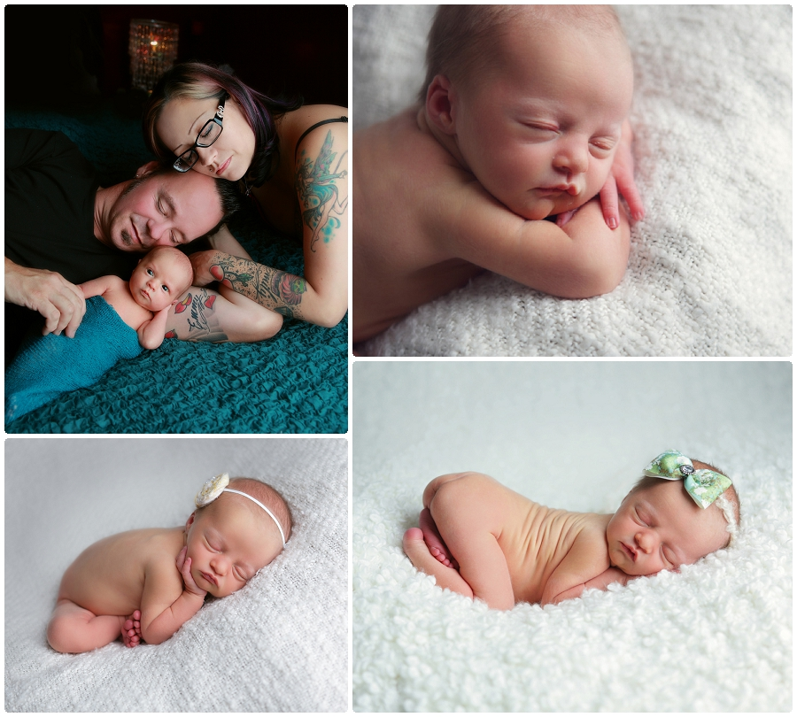 On location newborn baby photographers Minnesota