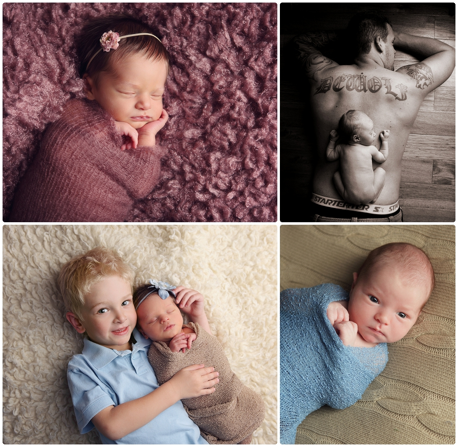 Studio newborn photography Minneapolis St Paul
