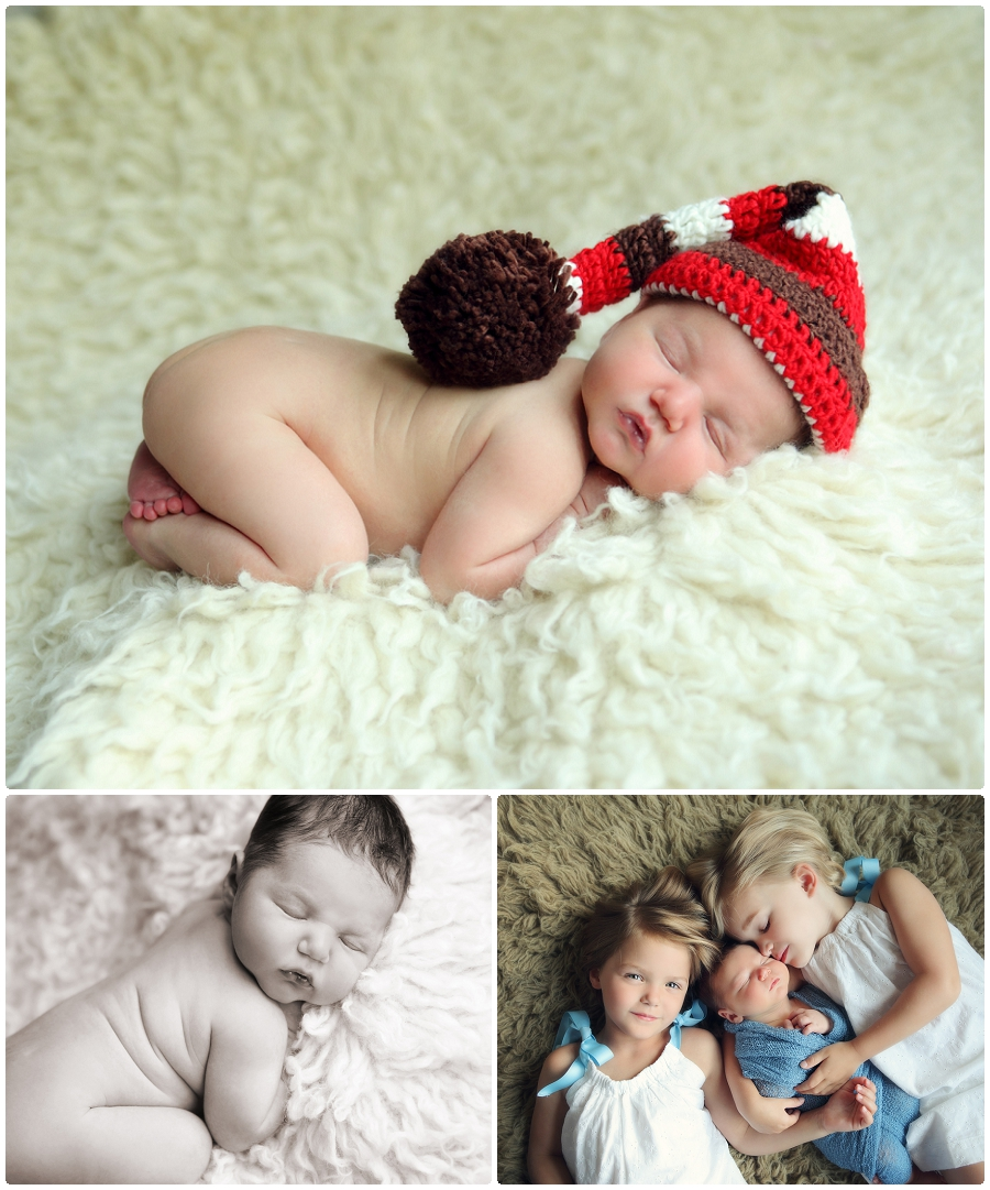 Custom baby photographer Minnesota