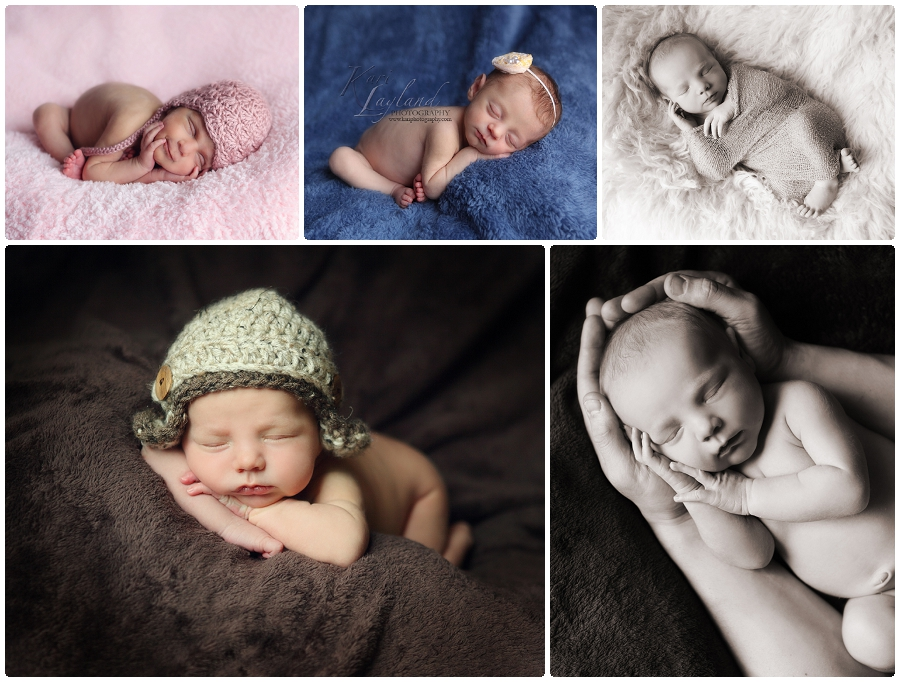 Best newborn infant photography of 2012 by Kari Layland