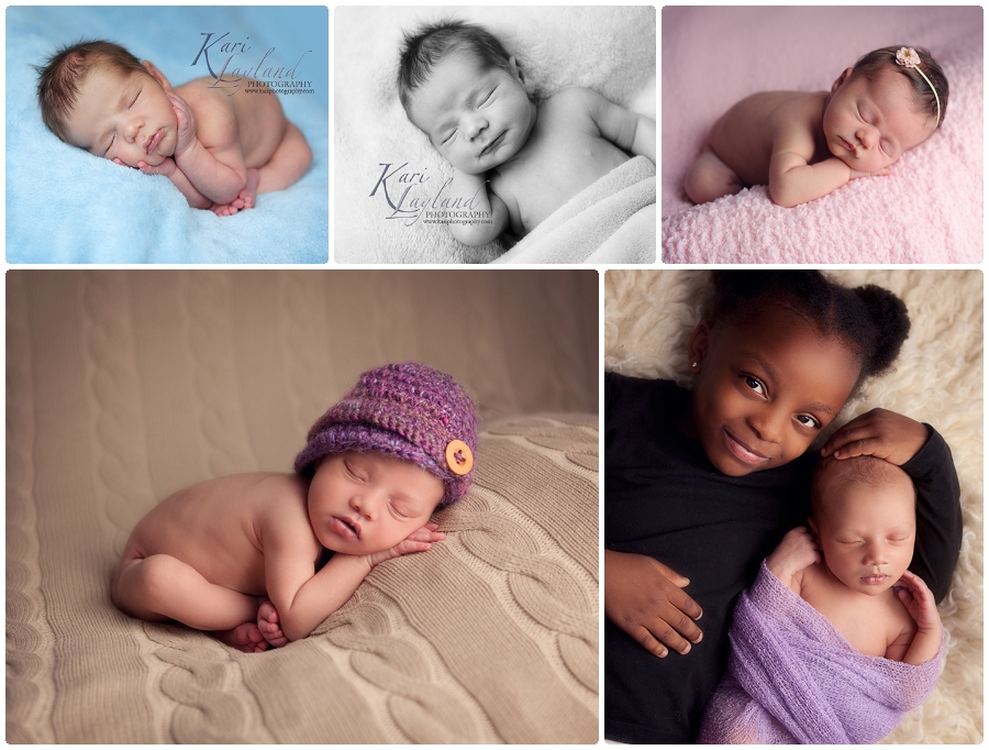 Newborn photographer Minnesota