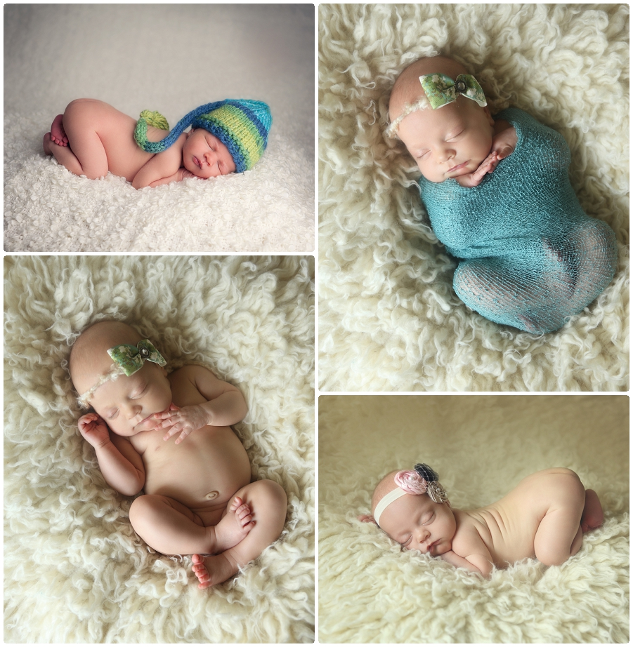 Experienced, professional newborn portrait photographer MN